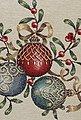 Kissenhülle »Weihnachtskugel«, HOSSNER - HOMECOLLECTION, Bild 2