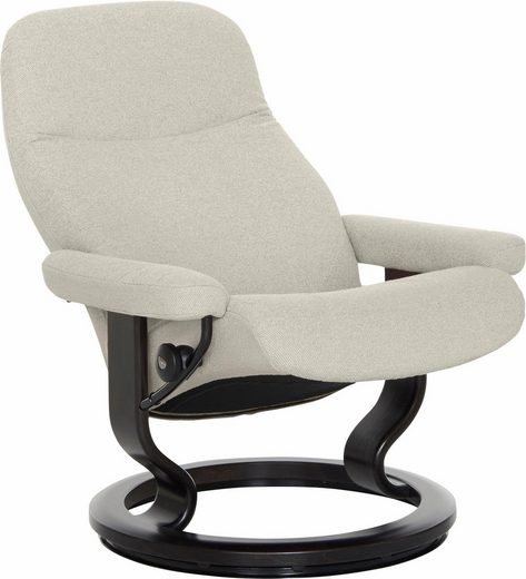 Stressless® Relaxsessel »Garda«, mit Classic Base, Größe L, mit Schlaffunktion