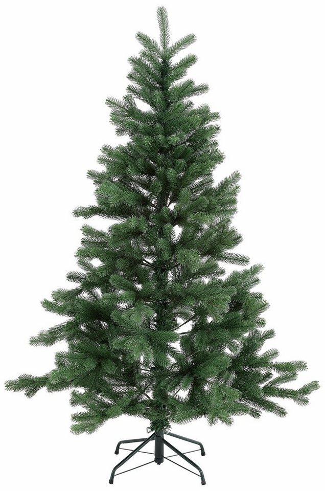 Künstliche Nordmanntanne Weihnachtsbaum.Künstlicher Weihnachtsbaum Inkl Metallständer Otto