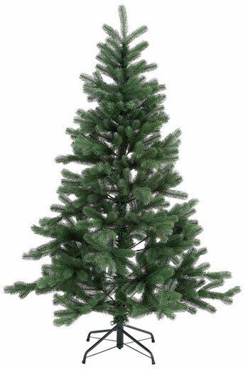 Künstlicher Weihnachtsbaum, inkl. Metallständer