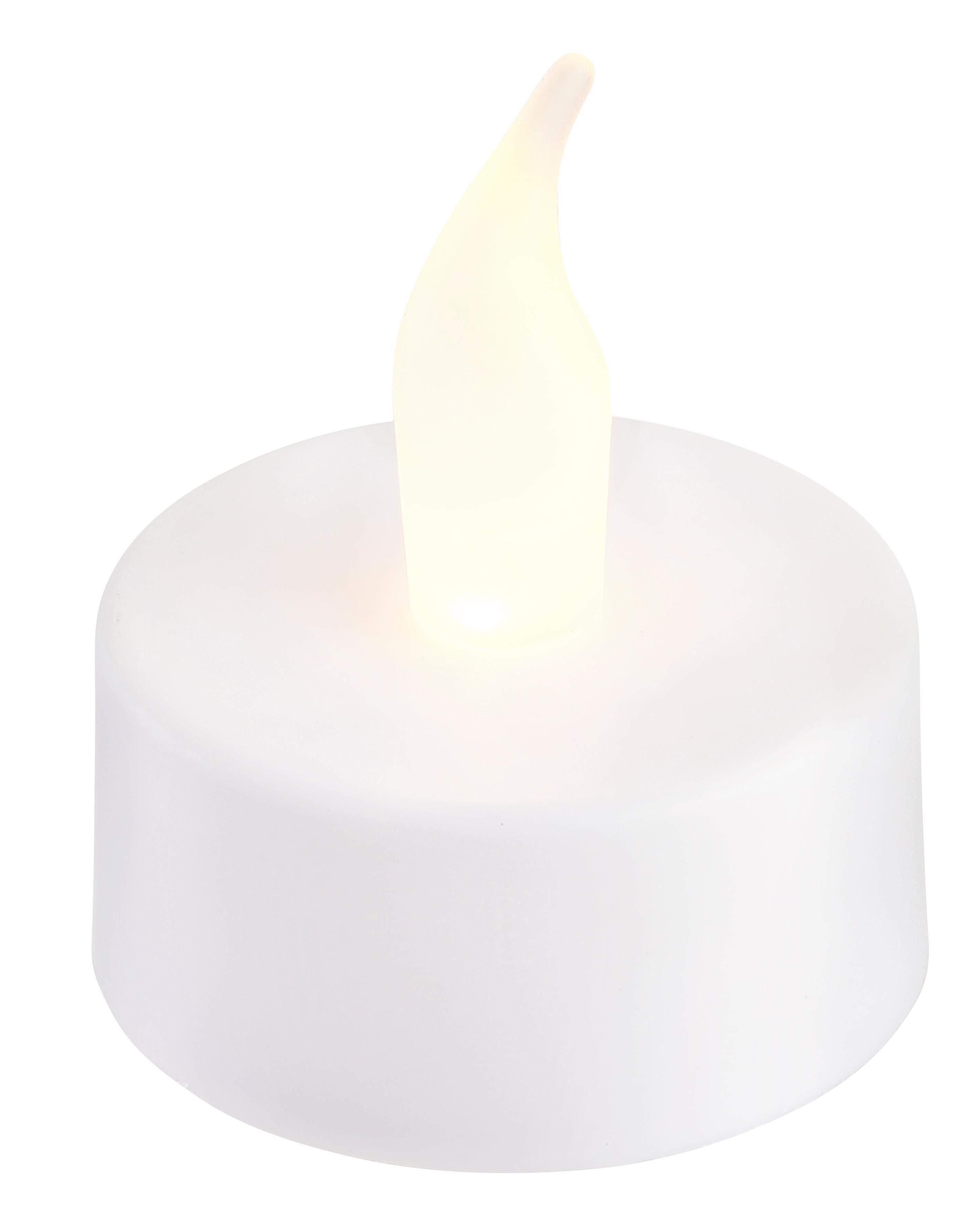 LED Teelichter Set, 24-teilig