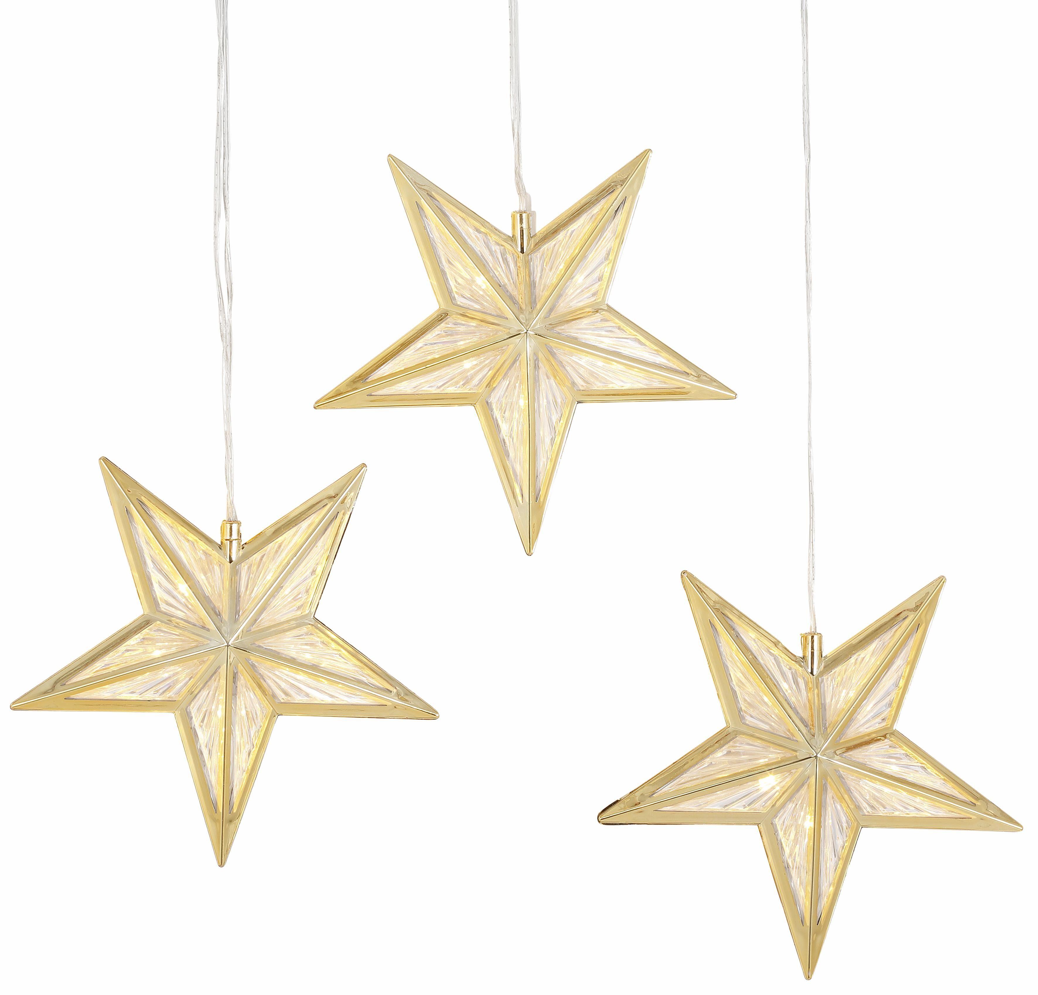 STAR TRADING LED-Leuchtsterne, »Hanging Star«