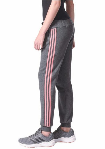 adidas Performance Jogginghose ESSENTIALS 3 STRIPES PANT CUFFED