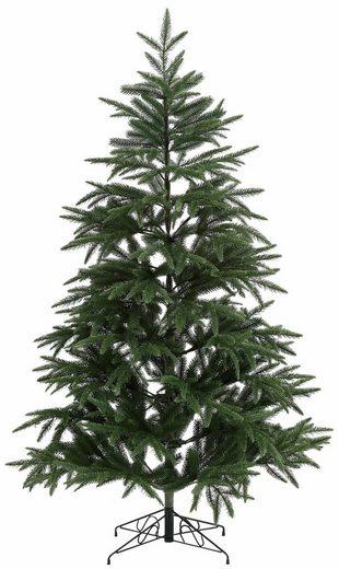 Home affaire Künstlicher Weihnachtsbaum, Edeltanne