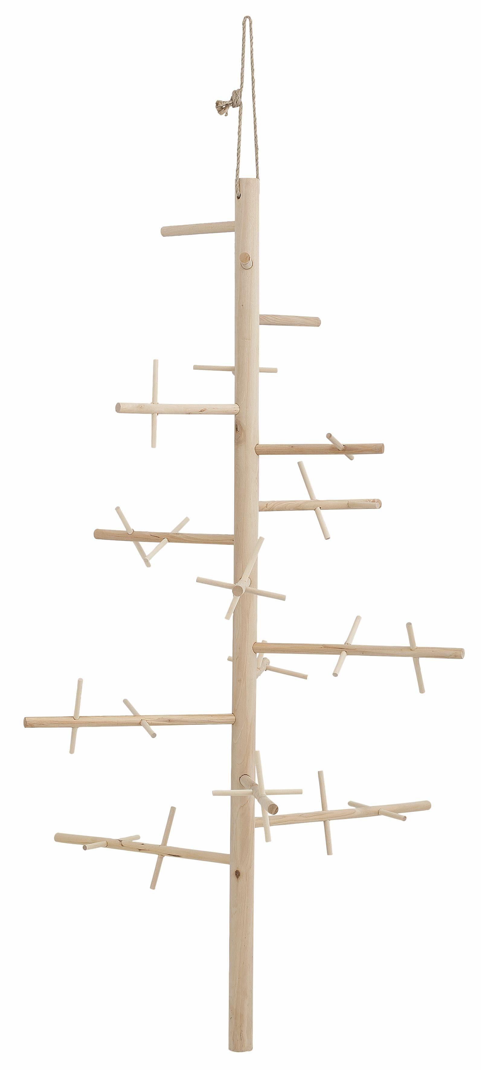 Holz-Baum zum Hängen