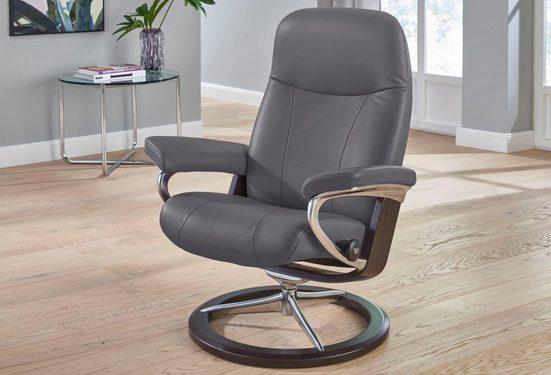 Stressless® Relaxsessel »Garda«, mit Signature Base, Größe L, Gestell Wenge