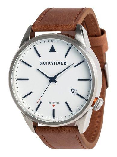 Quiksilver Quarzuhr »The Timebox Leather«
