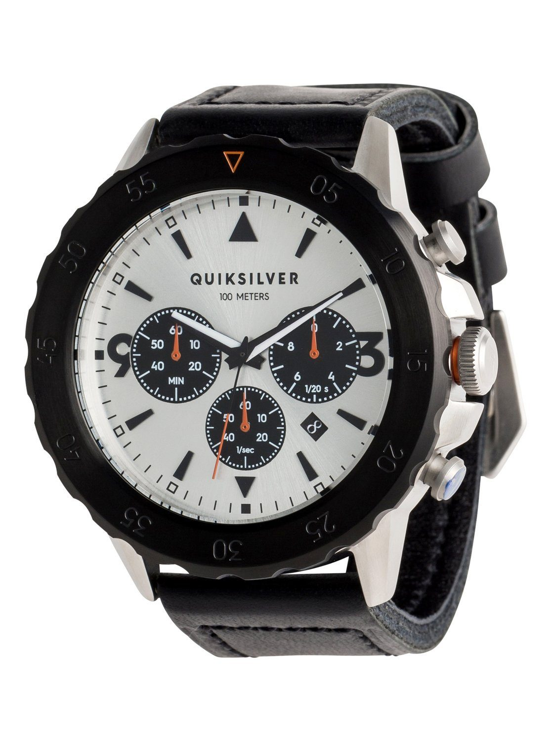 Quarzuhr »b Quiksilver 52 Leather« KaufenOtto Chrono 5AL4Rj