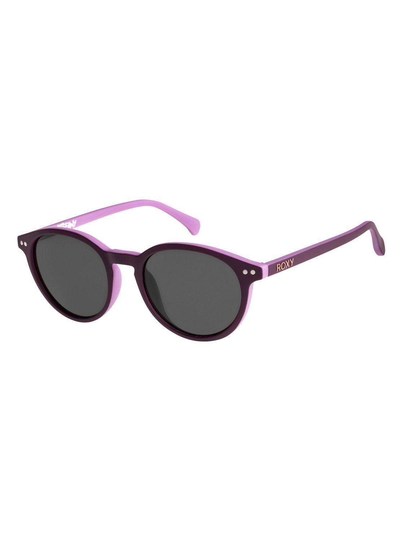 Roxy Sonnenbrille »Mini Uma«, lila, Matte purple/grey