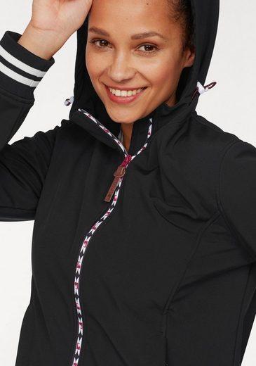 Ocean Sportswear Softshelljacke, - wasserabweisend ausgerüstet