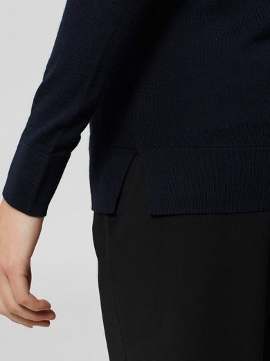 Selected Femme Wollmix- Strickpullover
