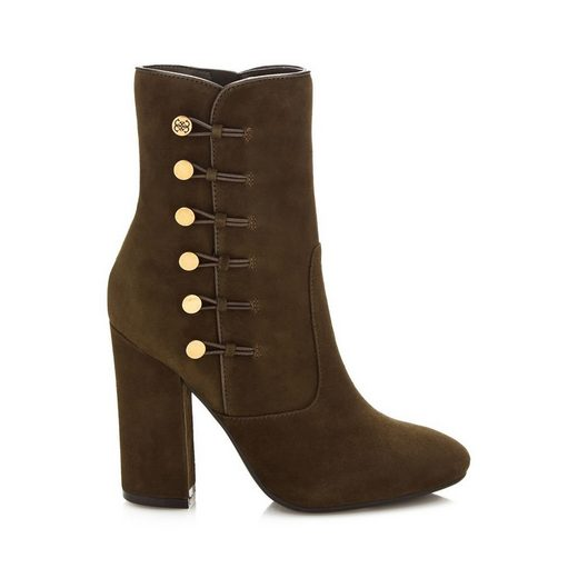 Guess Ankle Boot From Lucena Suede