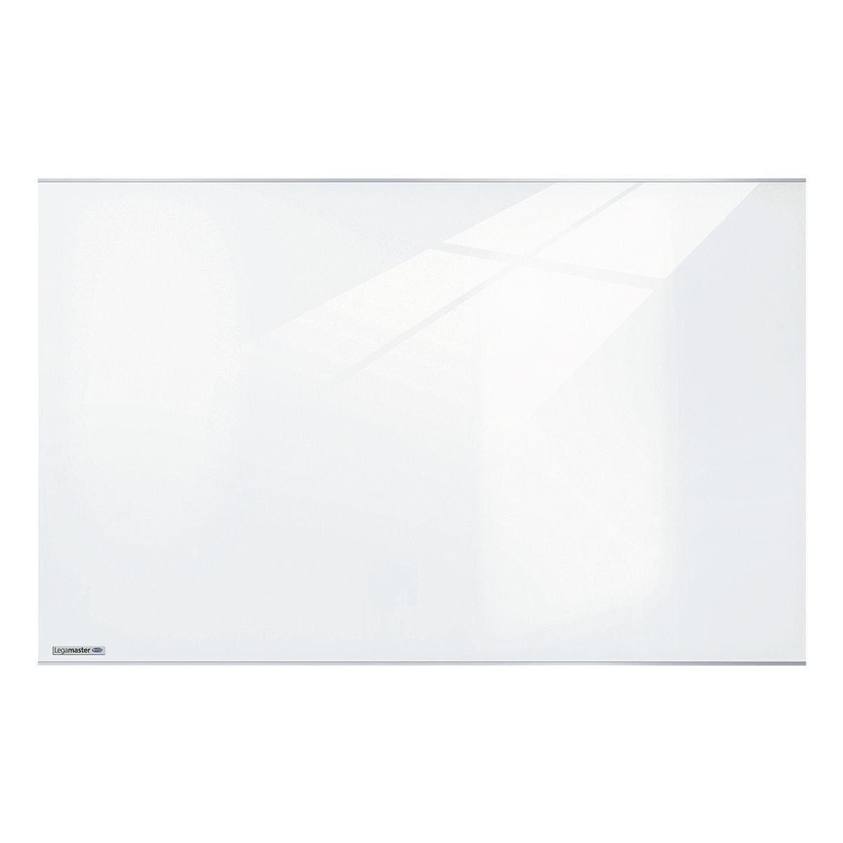 LEGAMASTER Glas-Magnettafel 7-100764 »Pure Optical White«