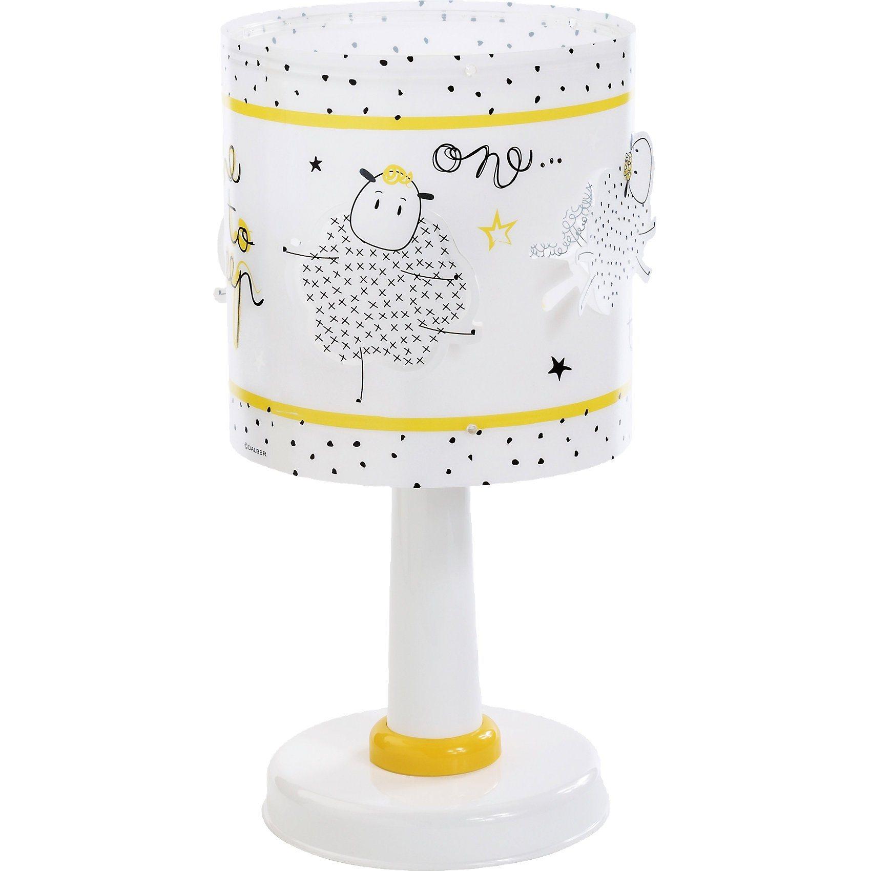 Dalber Tischlampe Schäfchen | Lampen > Tischleuchten > Beistelltischlampen | Kunststoff - Bedruckt | Dalber