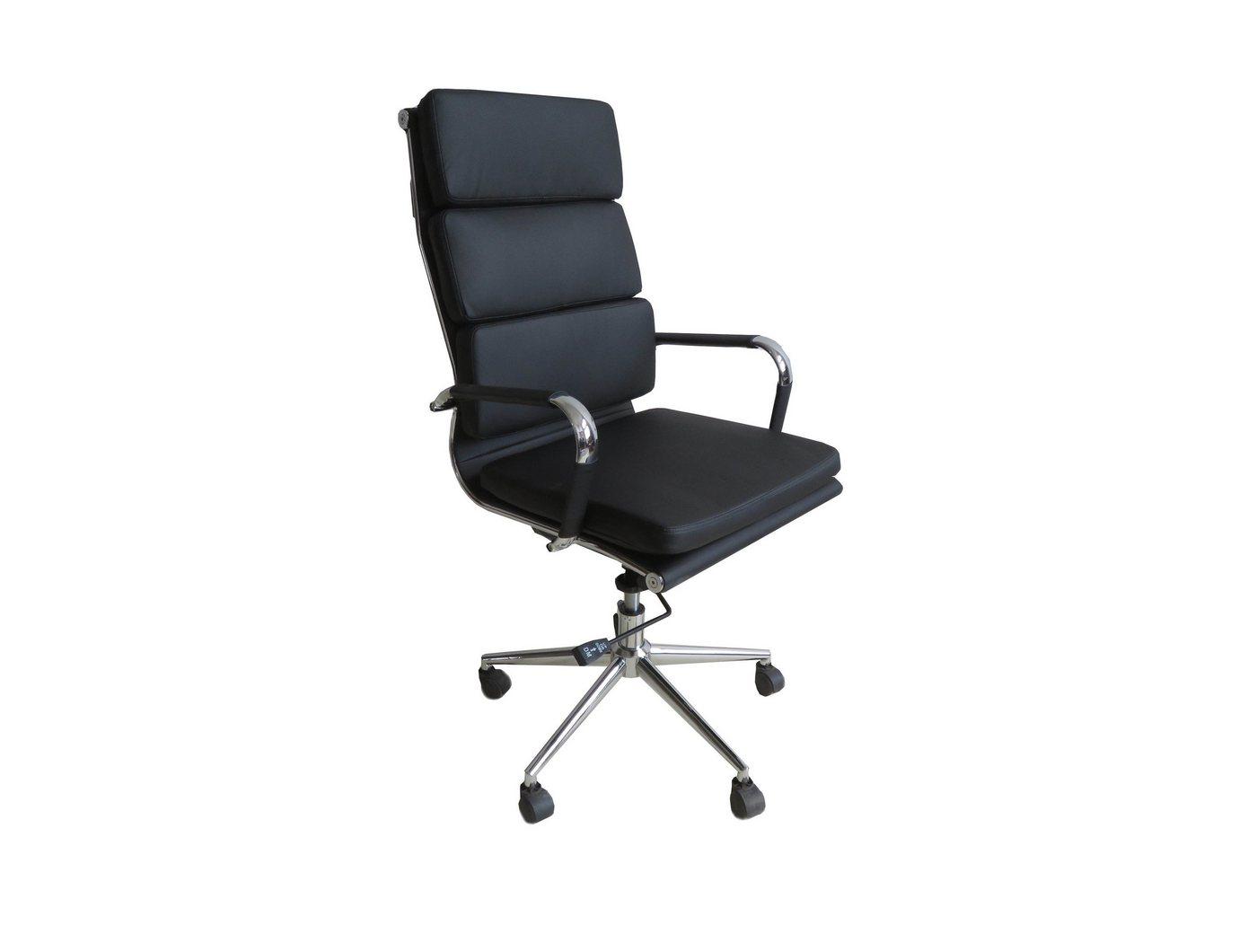Bürostühle - HTI Living Chefsessel »Liam« » schwarz  - Onlineshop OTTO