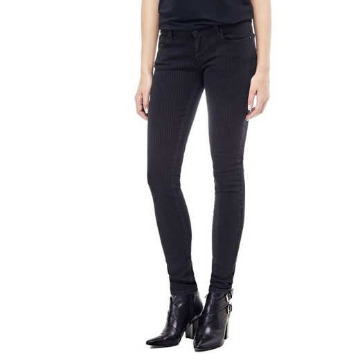 Guess JEANS SKINNY STREIFENMUSTER