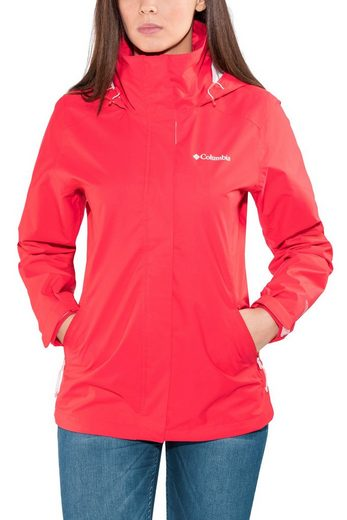 Columbia Outdoorjacke Trestle Trail Hooded Jacket Women