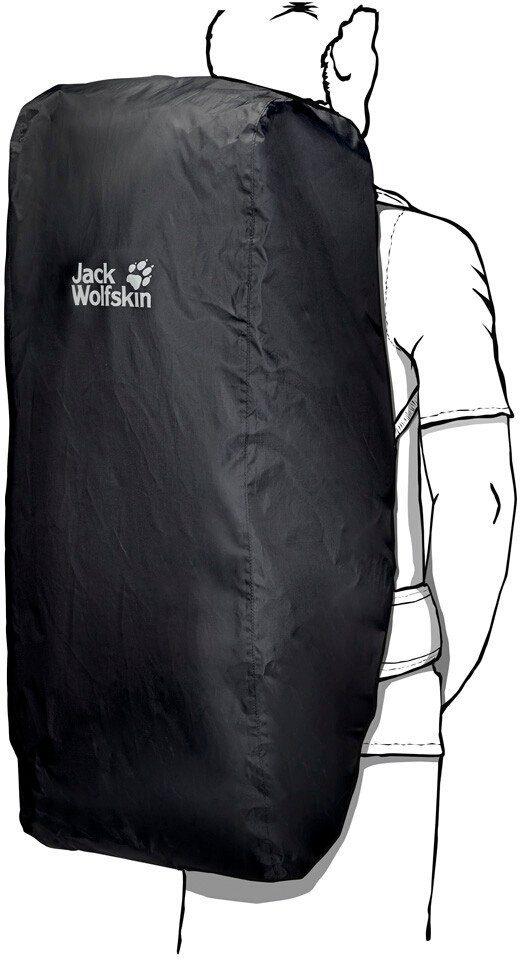 Jack Wolfskin Wanderrucksack »Transporter 2in1 Raincover 65-85L«