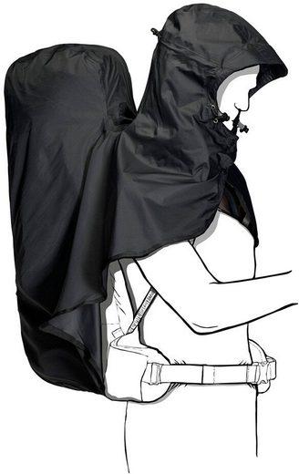 Jack Wolfskin Wanderrucksack »Raincover Hoody 65-85L«