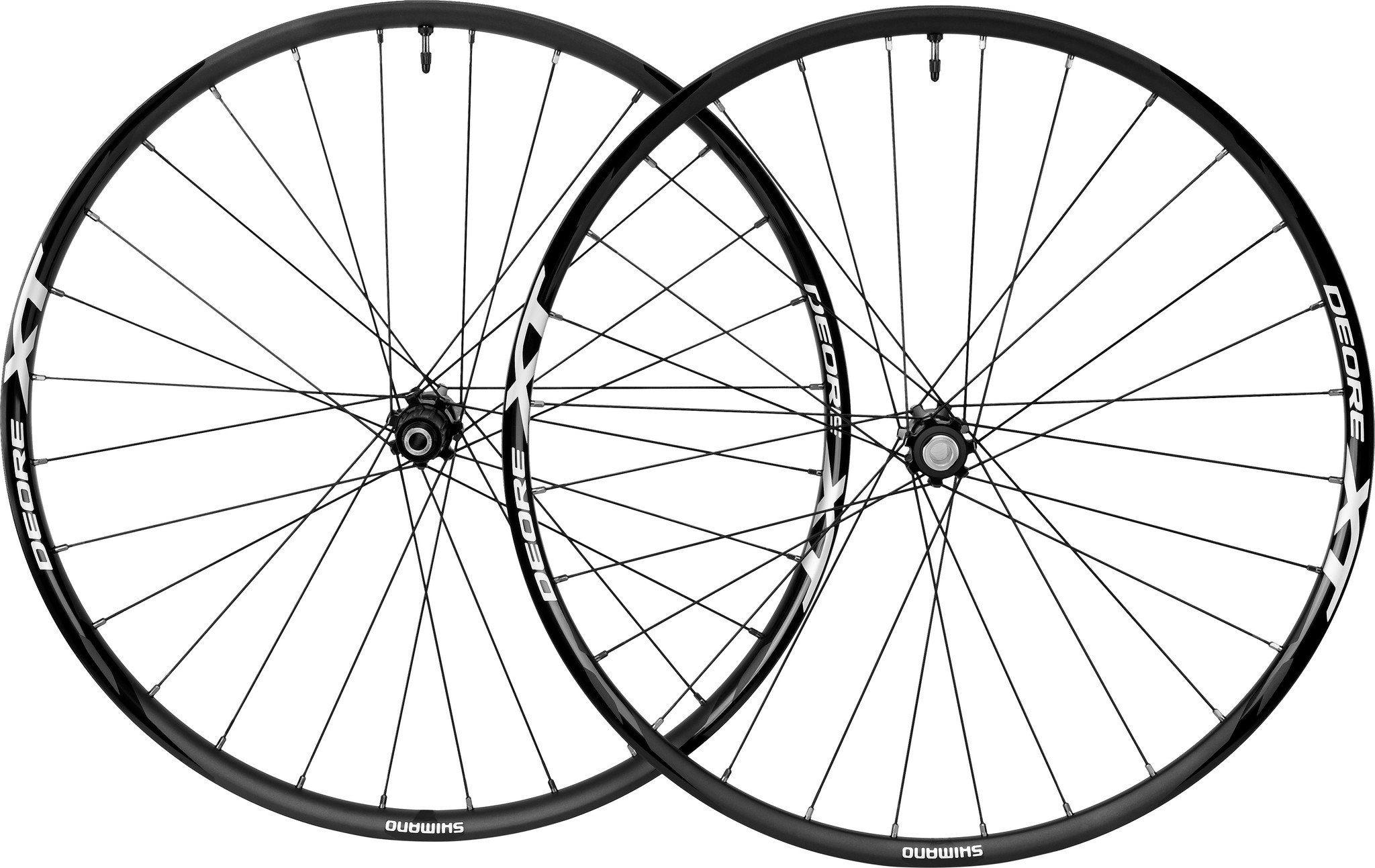 """Shimano Laufrad »Deore XT WH-M8020-B Disc Laufradsatz 27,5""""«"""