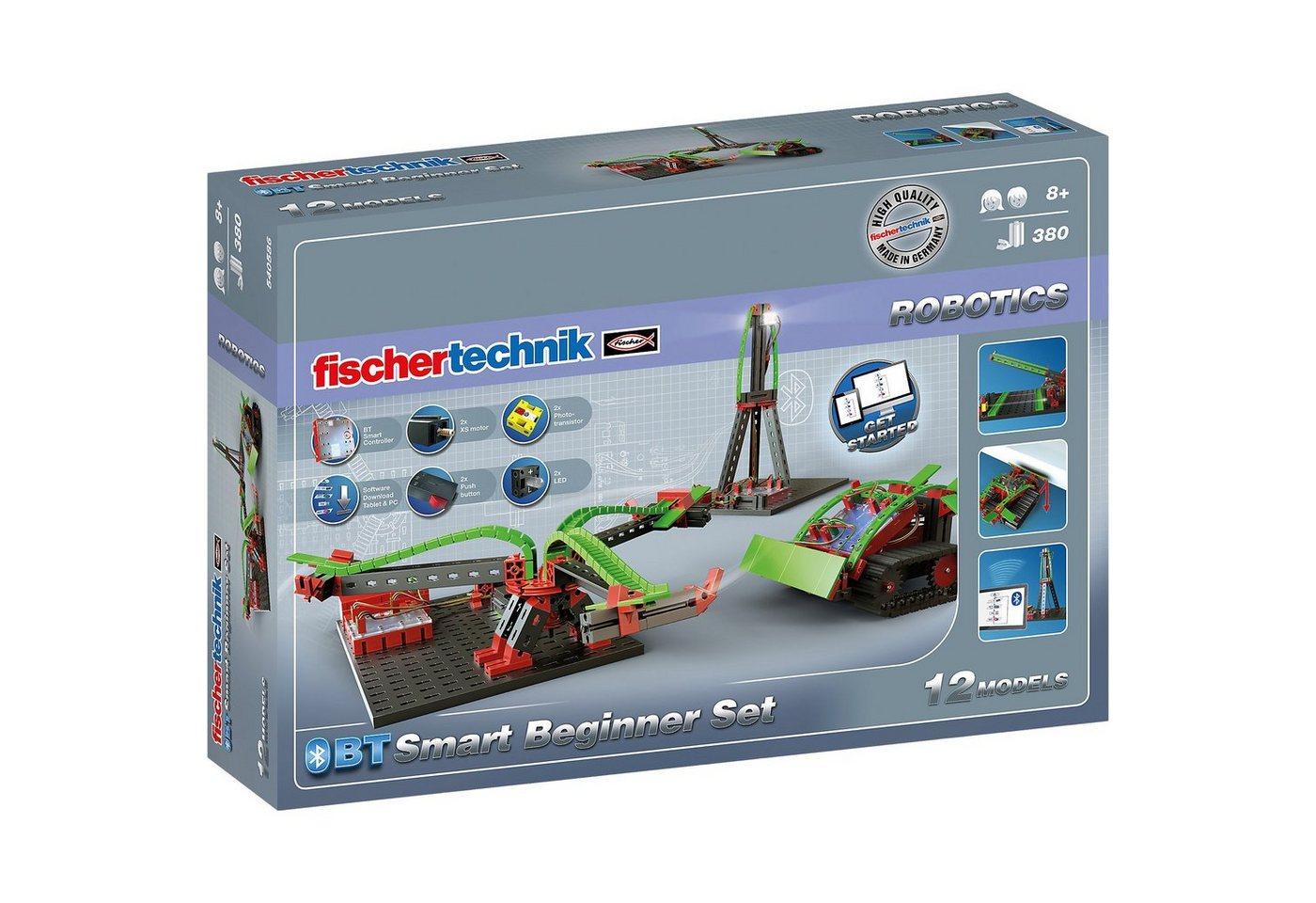 fischertechnik BT Smart Beginner Set