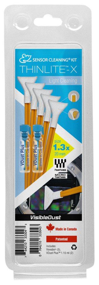 Visible Dust Reinigung und Schutz »THINLITE-X 1.3x Light Cleaning MXD100 Green Swab« - Preisvergleich