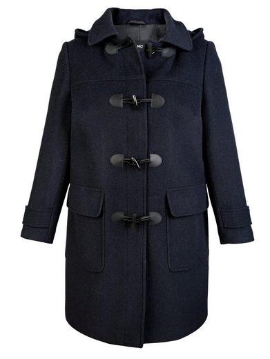 Duffle-coat Miamoda Avec Capuche Détachable