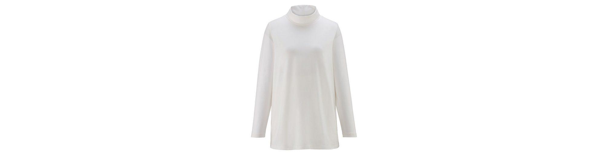 Single mit Shirt MIAMODA Shirt aus Rollkragen Jersey MIAMODA Rt1w7qwY