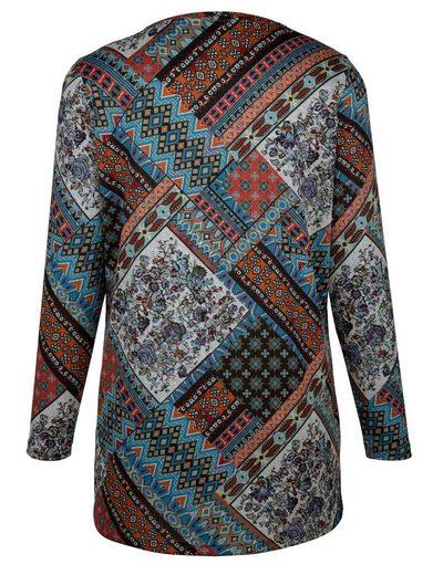 MIAMODA Shirt in Feinstrick-Qualität