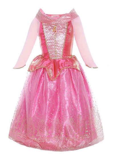 Corimori Prinzessin-Kostüm »Dornröschen Märchen Prinzessin Sleeping Beauty«