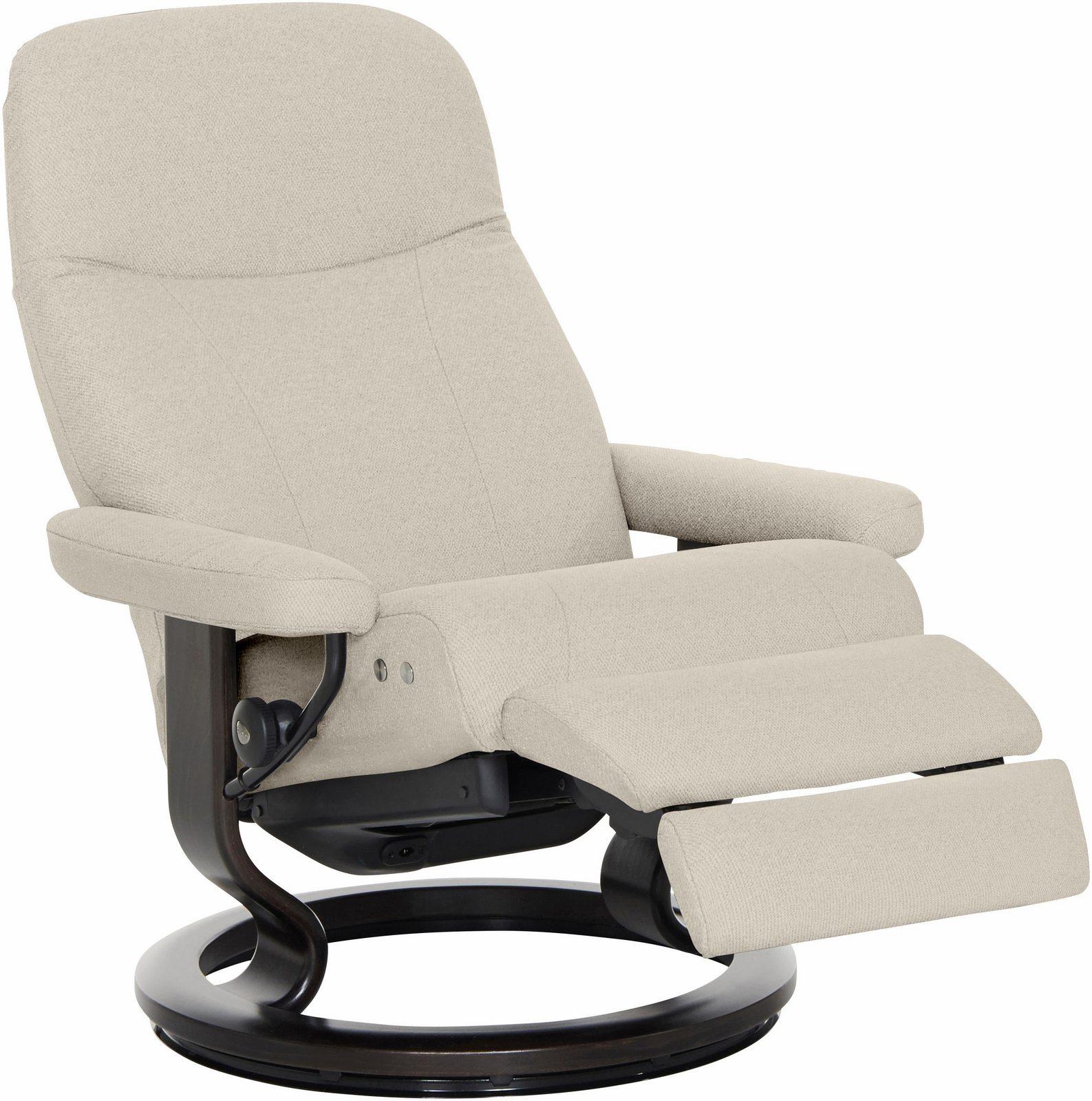 Stressless Relaxsessel »Garda« mit Classic Base und LegComfort, Größe L, Schlaffunktion
