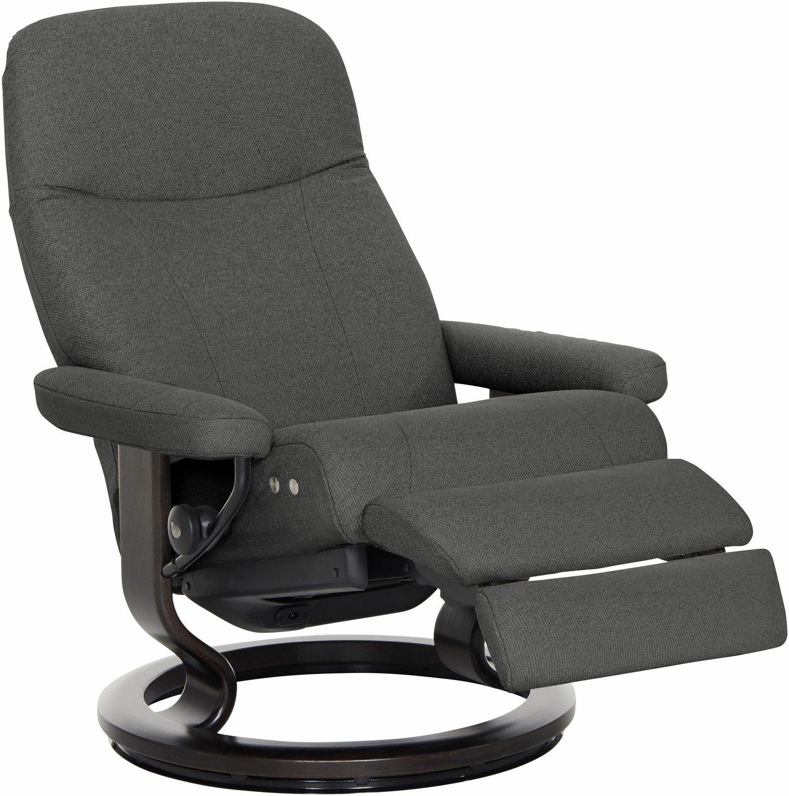 Stressless Relaxsessel »Garda« mit Classic Base und LegComfort, Größe M, Schlaffunktion