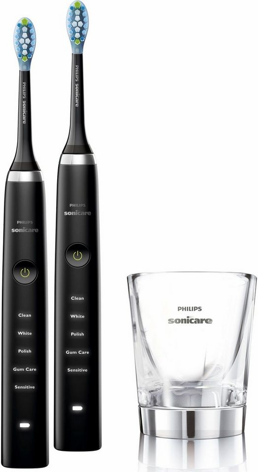 philips sonicare schallzahnb rste hx9357 87 diamondclean neue generation mit ladeglas. Black Bedroom Furniture Sets. Home Design Ideas