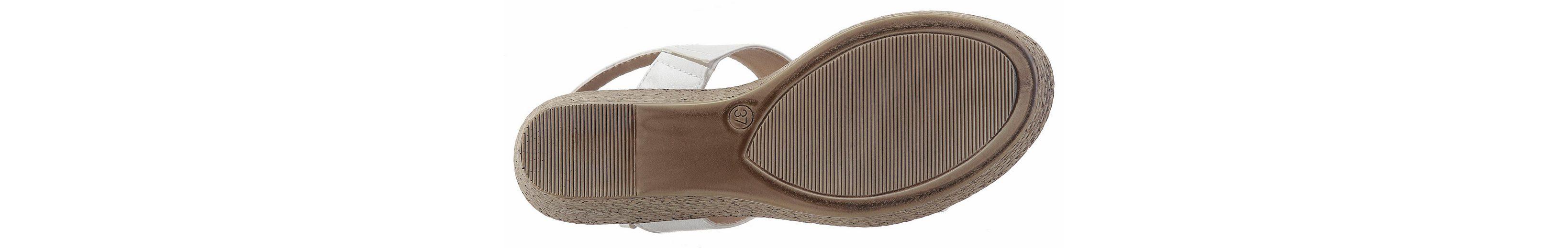 Arizona Sandalette, mit verstellbarer Schnalle