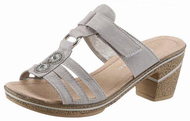 supremo -  Pantolette in bequemer Schuhweite G