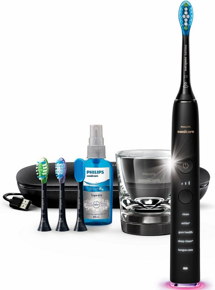 philips sonicare schallzahnb rste hx9924 13 diamondclean. Black Bedroom Furniture Sets. Home Design Ideas