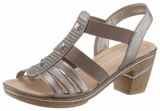 supremo -  Sandalette in bequemer Schuhweite H (weit)