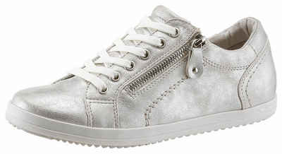 Arizona Sneaker, mit SOFT STEP, silber, 40 40