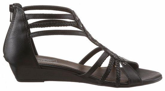 Arizona Sandalette, mit angesagten Nieten