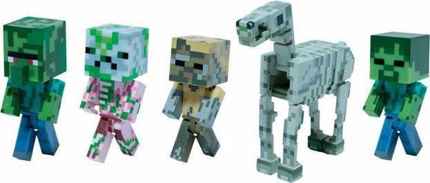 Spielfigurenset, »Minecraft, Baby Mob Pack«