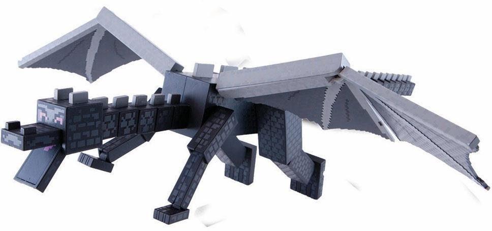 Spielfigur, »Minecraft, Enderdrache«