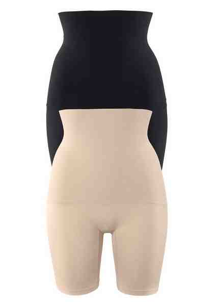 Petite Fleur Bodyforming-Pants (2 Stück) Seamless