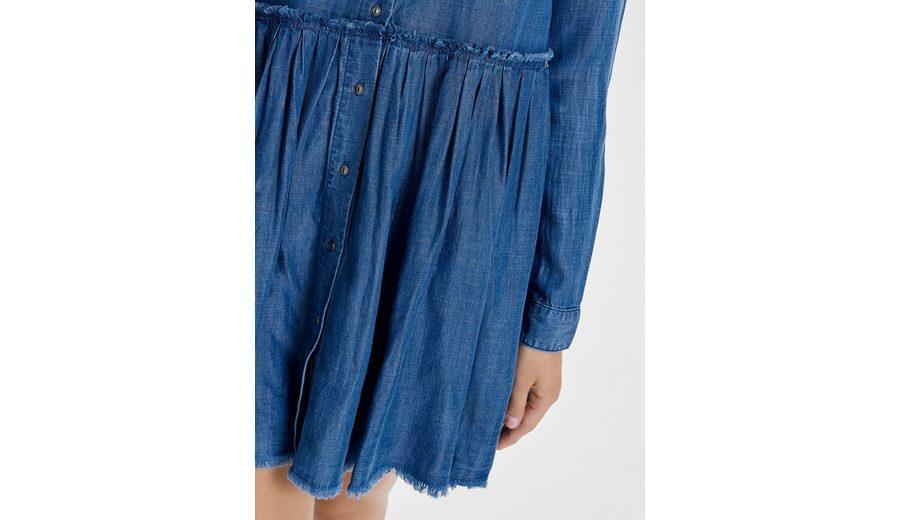 Günstig Kaufen Niedrigsten Preis Only Peplum- Jeanskleid Einen Günstigen Preis jsNN1J