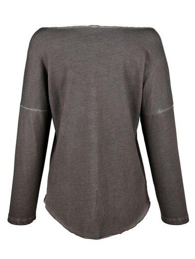 Alba Moda Shirt mit Herzmotiv