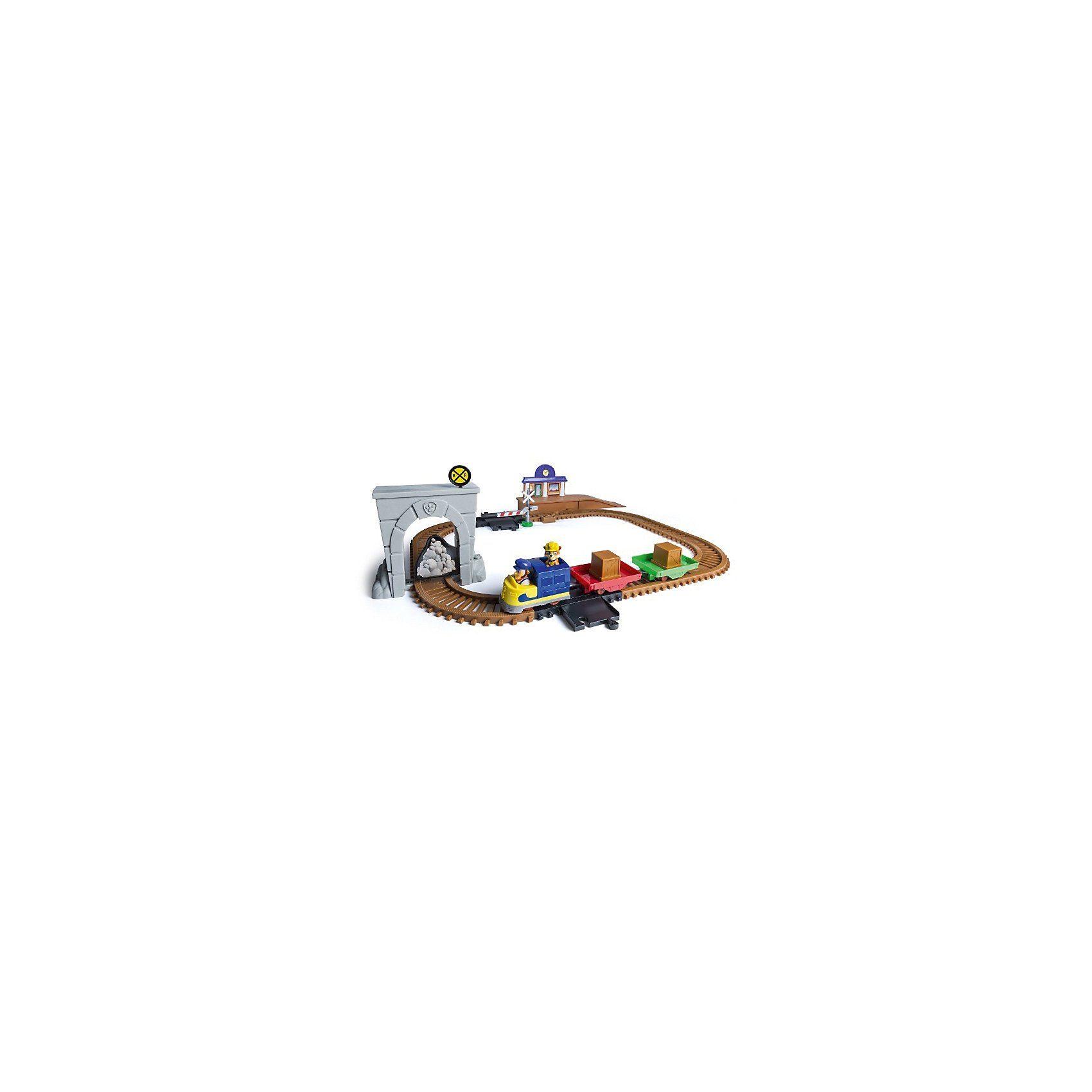 Spin Master PAW Patrol Abenteuerzug Set