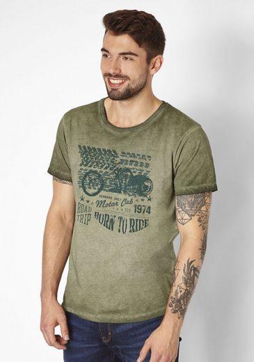 PADDOCK'S T-Shirt mit Print