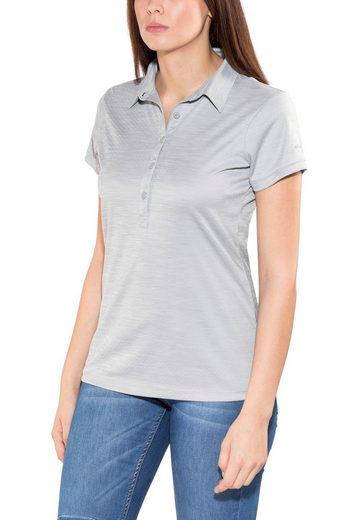 Columbia T-Shirt Zero Rules II Polo Women grey heather