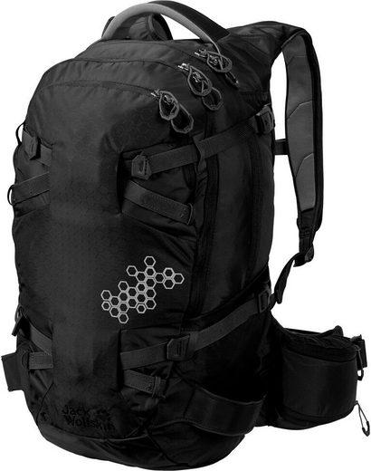 Jack Pro 30 Wanderrucksack Wolfskin Rock Hiking Pack« »white RFRrq