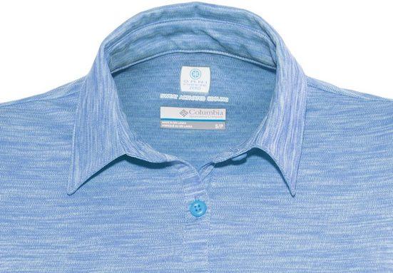 Columbia T-Shirt Zero Rules II Polo Women