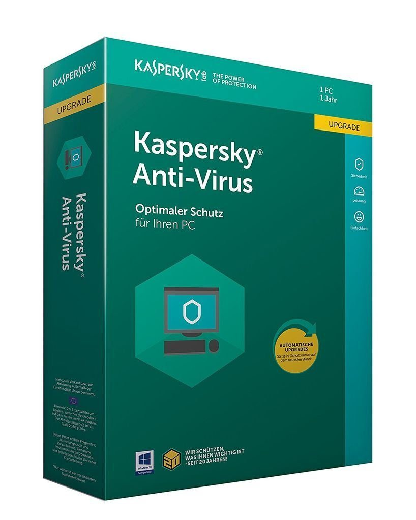 Kaspersky Software »Kaspersky Anti-Virus Upgrade (CIAB)«